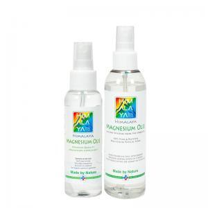 Himalaya magnesium olie combipakket 100 ml en 200 ml