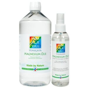 Himalaya magnesium olie combipakket 1000 ml en 200 ml