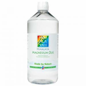 Himalaya magnesium olie 1000 ml navulfles