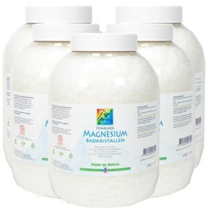 Himalaya magnesium badkristallen 20 Kg