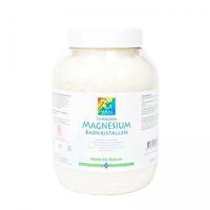 Himalaya magnesium badkristallen 2,5 kg