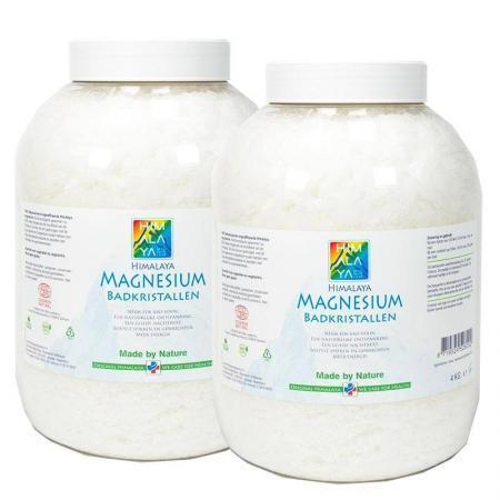 Himalaya magnesium badkristallen 8 kg Cosmos natural