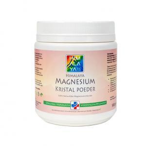 Himalaya magnesiumchloride kristalpoeder voedingssupplement 500 g