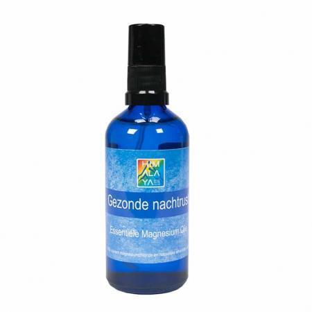 Magnesium essentiële olie voor een gezonde nachtrust