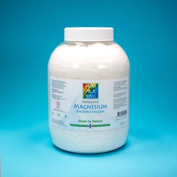 Himalaya Magnesium badkristallen 4 Kg Cosmos natural