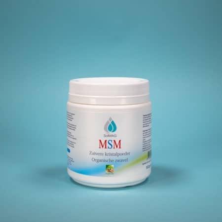 MSM kristalpoeder  – organische zwavel 500 gram