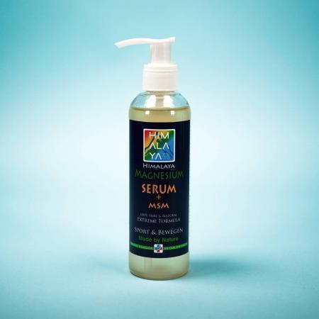 Himalaya magnesium Serum flesje 200 ml