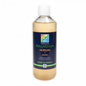 Himalaya magnesium serum+MSM 500 ml navulfles