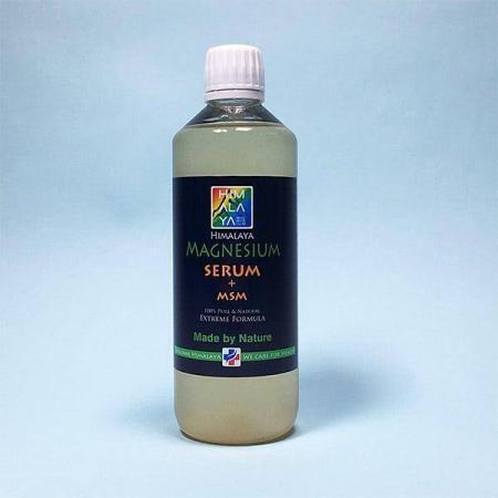 Himalaya magnesium Serum 500 ml navulfles