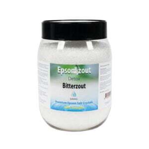 Epsom zout (bitterzout) 1,5 kg