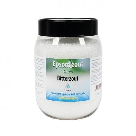 Epsomzout (bitterzout) 1,5 Kg.