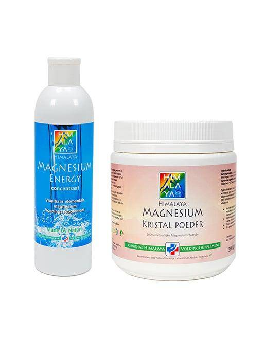Himalaya magnesium voedingssupplementen