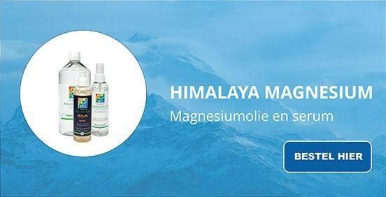 Himalaya magnesiumolie en serum