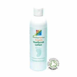 Magnesium voetscrub lotion, Himalaya FootCare