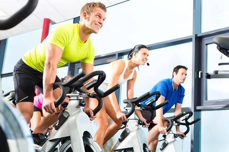 Himalaya magnesiumolie voor sporters sportschool