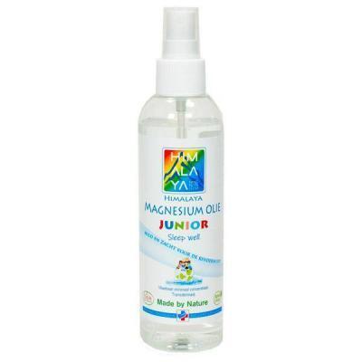 Hialaya magnesium olie JUNIOR Spray 200 ml